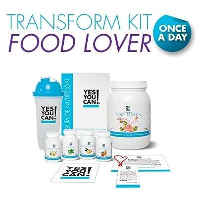 Food Lover Transform Weight Loss Kit