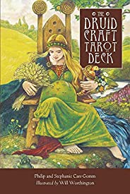 Druid Craft Tarot Deck: Deck and Pocket Book : Using the Magic of Wicca and Druidry to Guide Your Life