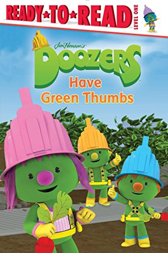 Pop Thumb Green (Doozers Have Green Thumbs)