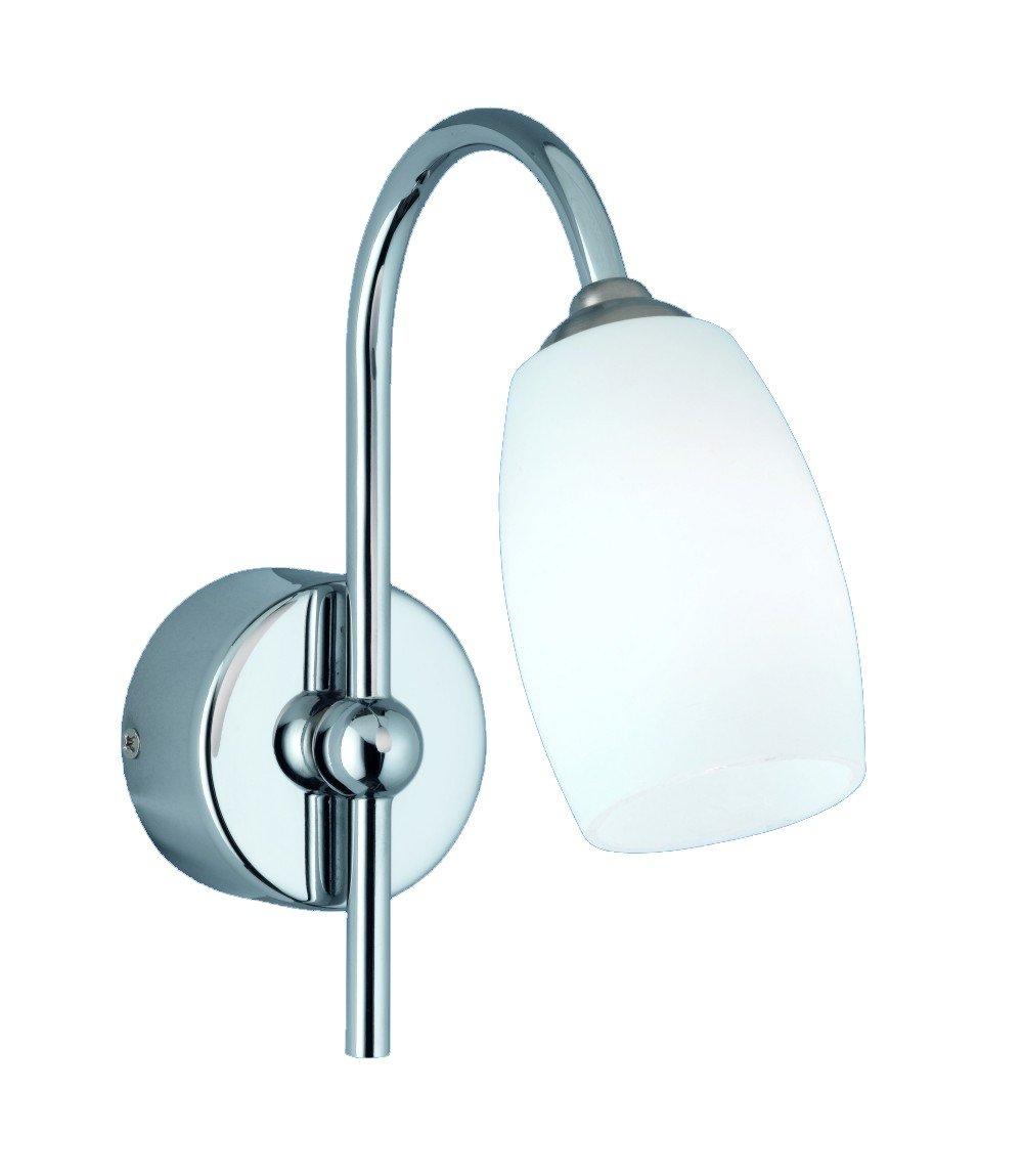 Trio-Leuchten 2800011-06 Applique salle de bain 40 watts Blanc
