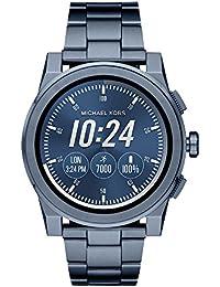 Access, Men's Smartwatch, Grayson Navy-Tone Stainless Steel, MKT5027