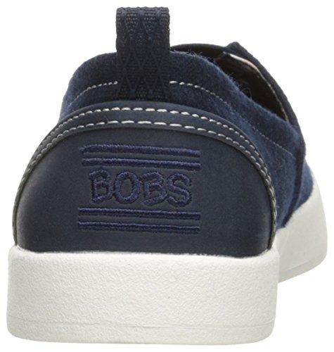 Skechers Bobs Mujeres Bobs B-loved-speed leer Plano Navy