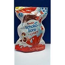 2X Kinder Schoko Bons Crispy by Kinder Joy- 4 pieces in each packet