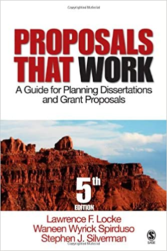 Amazon Proposals That Work A Guide For Planning Dissertations