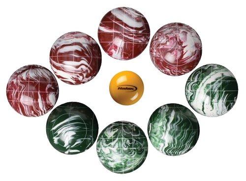UPC 029807205753, Halex Premier Bocce Set (109mm Resin Balls)