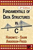 Fundamentals of Data Structures in C, Horowitz, Ellis and Sahni, Sartaj, 0929306406