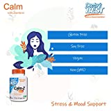 Doctor's Best Calm with Zembrin, Calm, Stress