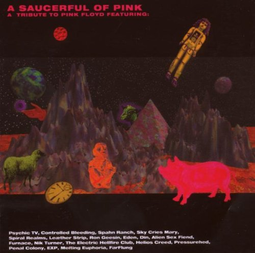 Saucerful of Pink: A Tribute to Pink Floyd by Redline