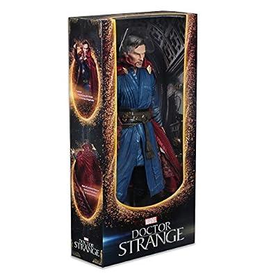 NECA - Dr. Strange (2016) - 1/4 Scale Action Figure - Dr. Strange,,: Toys & Games