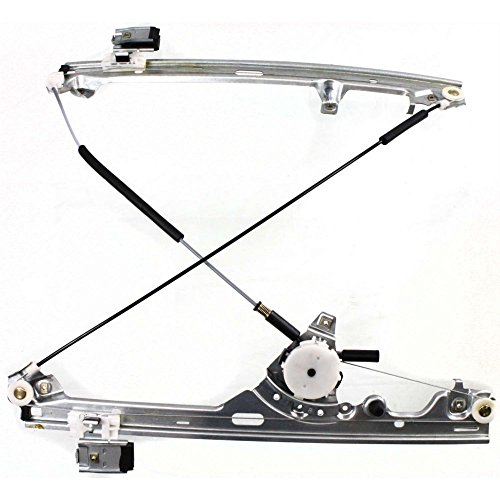 Front Window Regulator compatible with Silverado/Sierra 99-06 Right Manual