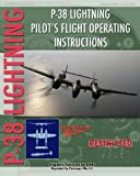 P-38 Lighting Pilot's Flight Operating Instructions