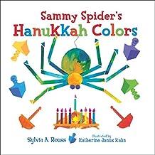 Sammy Spider's Hanukkah Colors