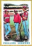 1987 Topps #481 Phillies Team