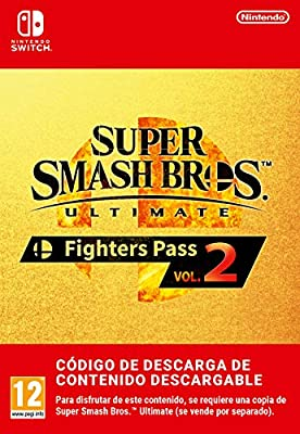 Super Smash Bros. Ultimate: Fighters Pass Vol. 2 | Nintendo Switch ...