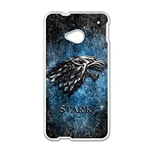 Happy Stark Fahionable And Popular Back Case Cover For HTC One M7