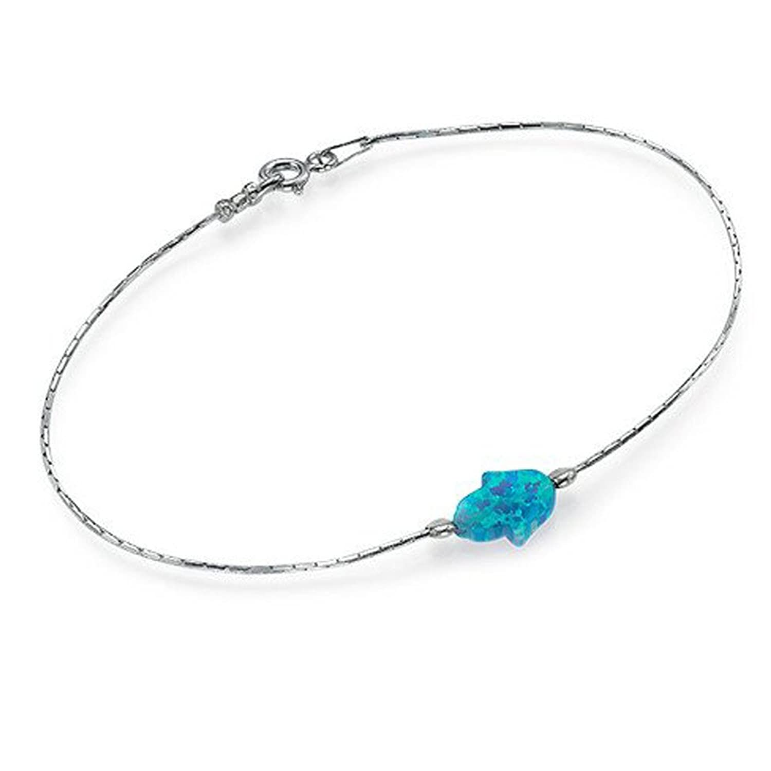 by bet opal hamsa alef opalhamsamultiplebracelet jewelry silver loading bracelet paula in colorful zoom
