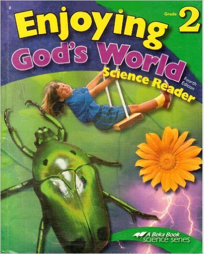 Enjoying God's World - Science Reader - Grade 2 (A for sale  Delivered anywhere in USA