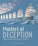 img - for Masters of Deception: Escher, Dal  & the Artists of Optical Illusion book / textbook / text book