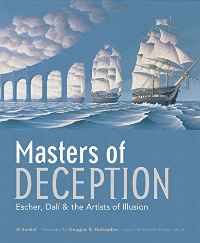 Masters of Deception: Escher Dalí amp the Artists of Optical Illusion