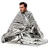 5 Pack Emergency Blankets 55
