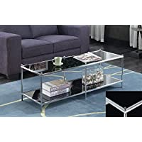 Convenience Concepts 134082B Royal Crest Coffee Table