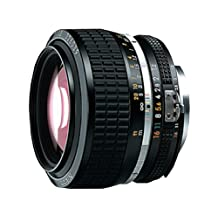 Nikon 50mm f/1.2 Nikkor AI-S Manual Focus Lens for Nikon Digital SLR Cameras