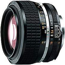 Nikon AI-S FX NIKKOR 50mm f/1.2 Fixed Zoom Manual Focus Lens for Nikon DSLR Cameras