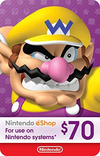 Amazon.com: $5 Nintendo eShop Gift Card [Digital Code ...