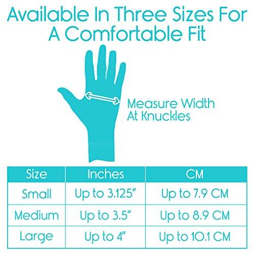 Arthritis-Gloves-by-Vive-Compression-Gloves-for-Rheumatoid-Osteoarthritis-Hand-Gloves-Provide-Arthritic-Joint-Pain-Symptom-Relief-Men-Women-Open-Finger-Small