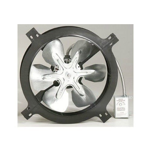 Air Vent Inc. Gable Attic Ventilator 53315 Attic And Whole House (Attic Fan)