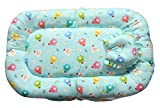 Baby Station Baby Bed Tent With Mosquito Net (Seagreen)