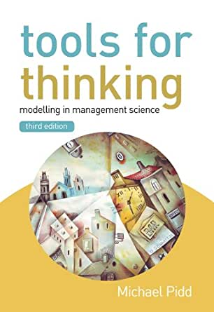 tools for thinking modelling in management science pdf