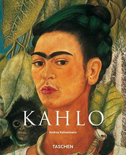 Frida Kahlo: Passion and Pain by Andrea Kettenmann (2000-05-26)