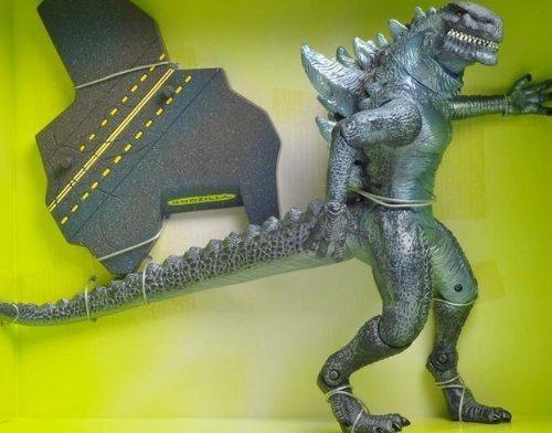Godzilla Thunder Tail Deluxe Action ()
