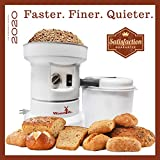 Powerful Electric Grain Mill Grinder for Home and
