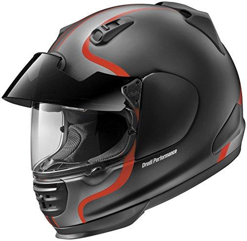 Arai Defiant Pro-Cruise Helmet - Bold (MEDIUM) (RED)