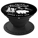 Best Northwest Watch Phones - Pacific Northwest Hiking - PopSockets Grip and St Review
