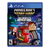 U&I Entertainment Minecraft Story Mode The Complete Adventure PlayStation 4