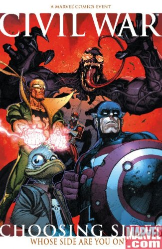 Civil War Comics Pdf