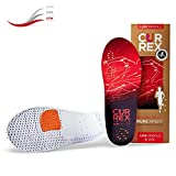 RunFree Insoles - Low Arch Profile - Europe's Leading Insoles for Running & Walking, by currexSole (Footdisc)
