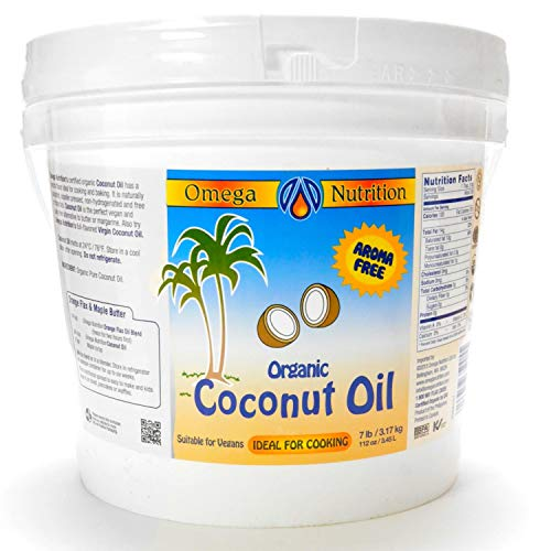 (Omega Nutrition - Certified Organic Coconut Oil 112)