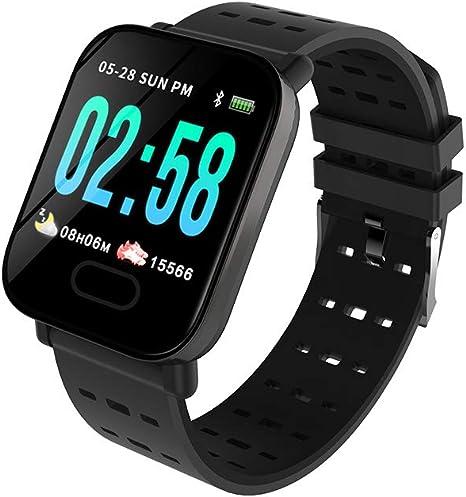 SoloKing Pulsera Actividad Inteligente,Reloj Inteligente Monitor ...