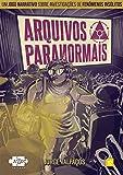 capa de Arquivos Paranormais