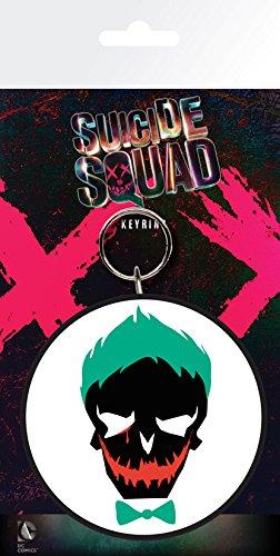 Suicide Squad GB Eye LTD Standard Llavero Joker Skull