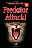 Predator Attack!, Level 3, Katharine Kenah, 0769631762