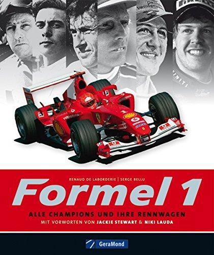 Formel 1: Alle Champions und ihre Rennwagen