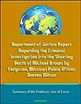 Department of Justice Report Regardin...