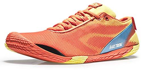 Tesla TF-BK31-RY_Men 13 D(M) Men's Trail Running Minimalist Barefoot Shoe BK31 (True to size)