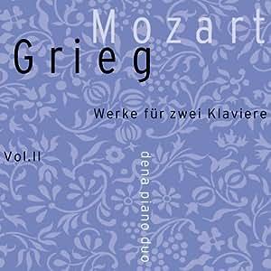 Werke Fur Zwei Klaviere 2