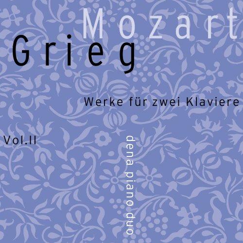 Dena Piano Duo - Werke Fur Zwei Klaviere 2 (Blu-Spec CD)